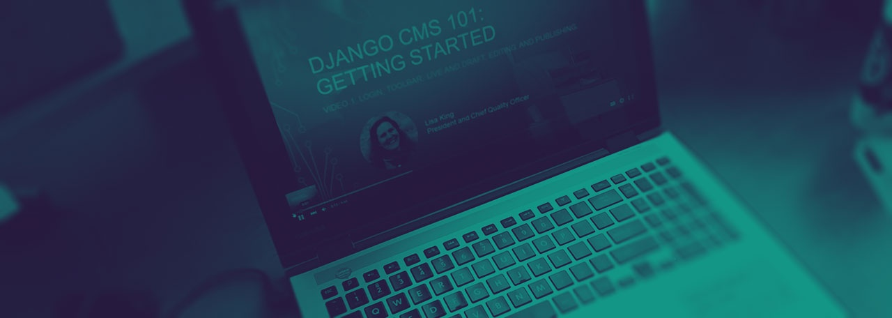 Django CMS Tutorial for the end User