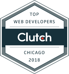 Clutch Top Web Developers - Chicago 2018